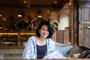 At Folk, Ubud