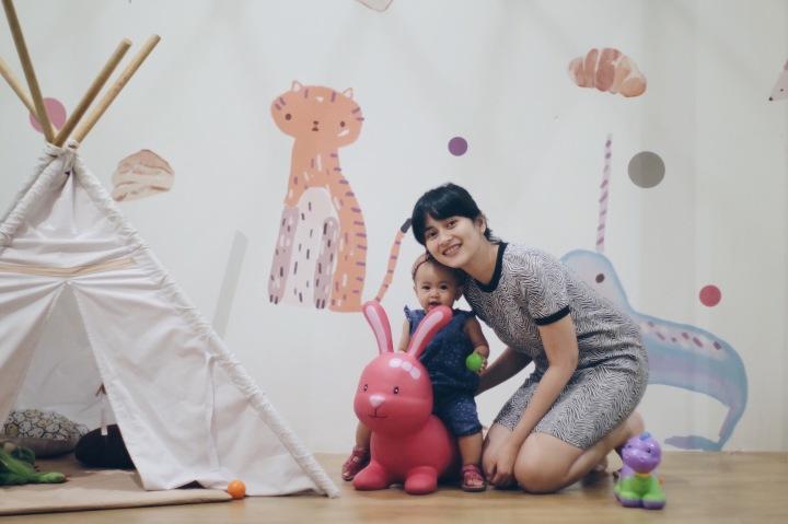 Brood-en-Boter: Coffee Shop Baby Friendly diJakarta
