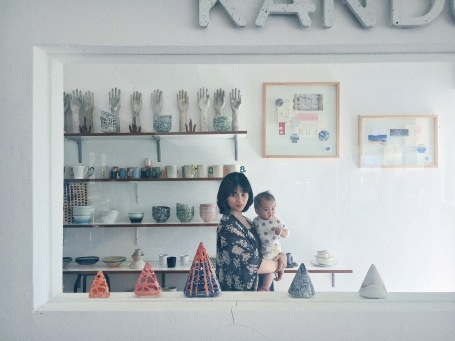 Kandura Keramik Studio, Bandung